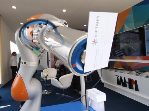 kef-tahpi-roboticarm